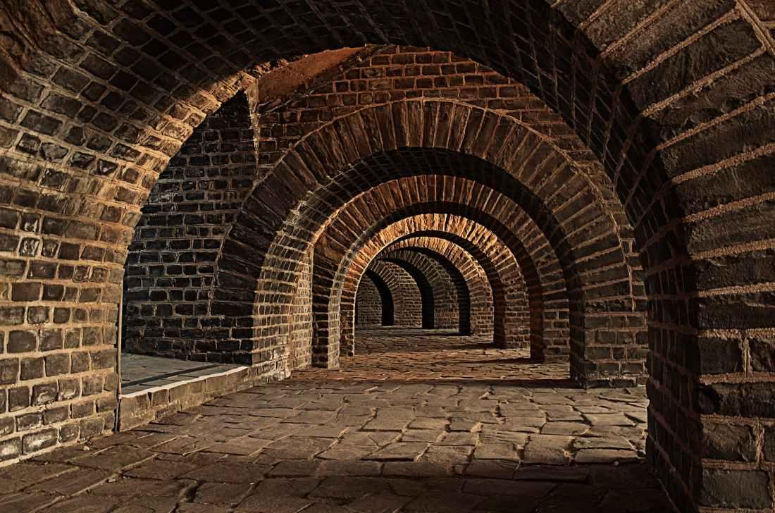 brown brick road